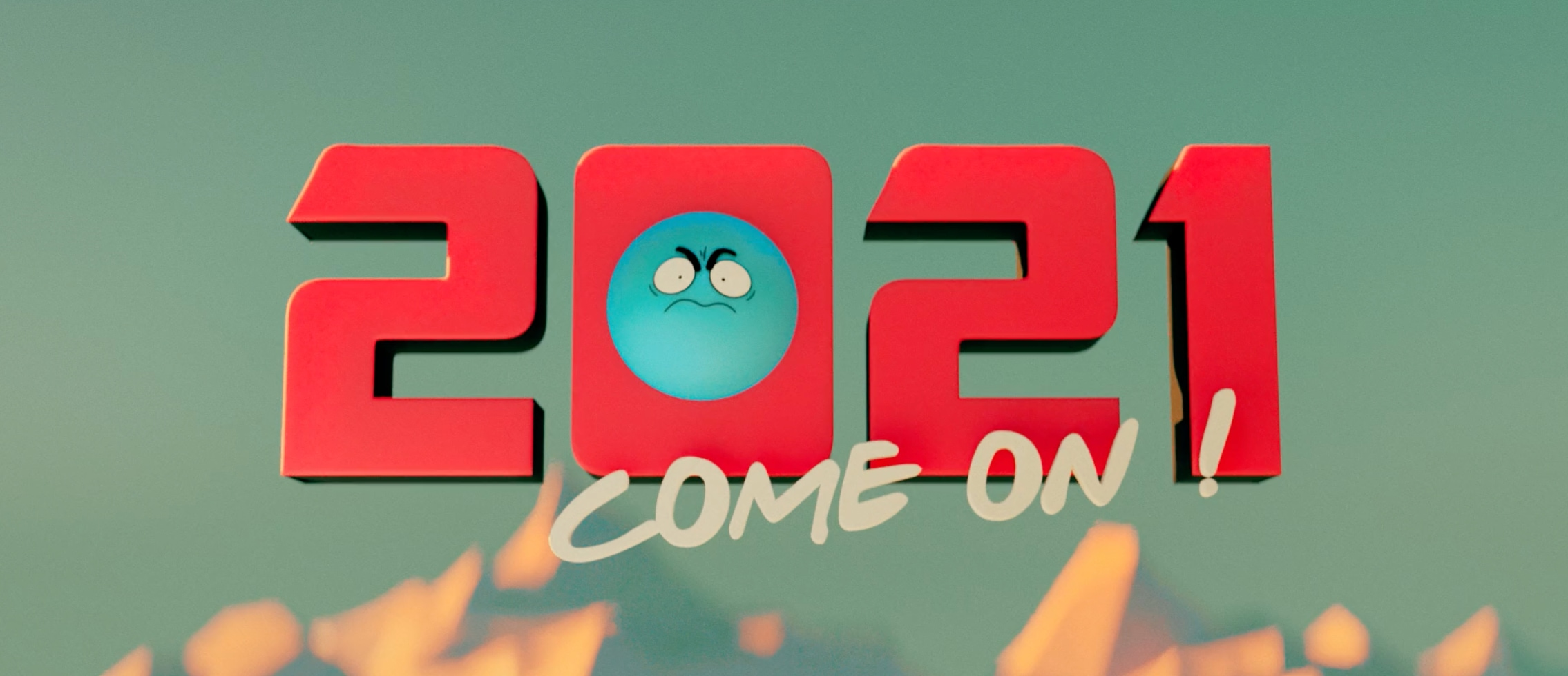 2021, Come On ! Motion Design Monday