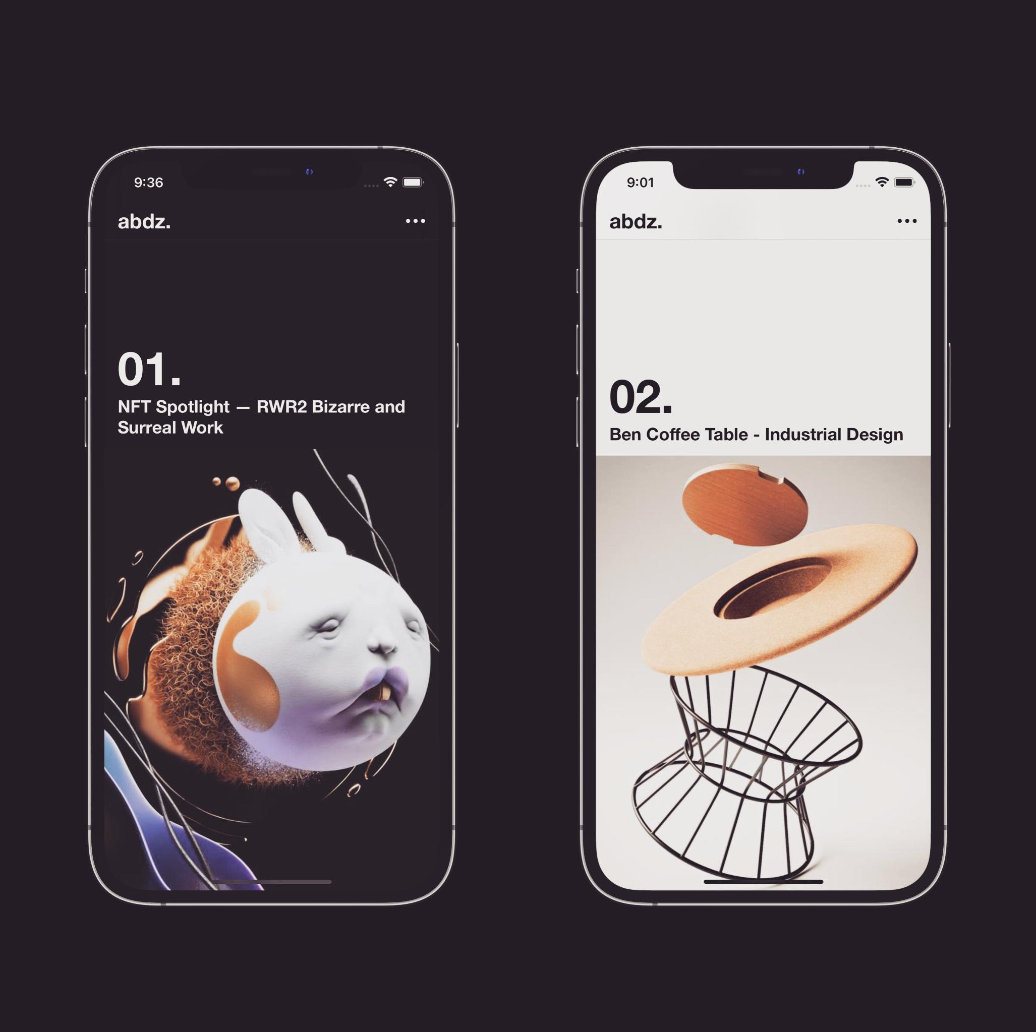 Introducing abdz.do iOS app