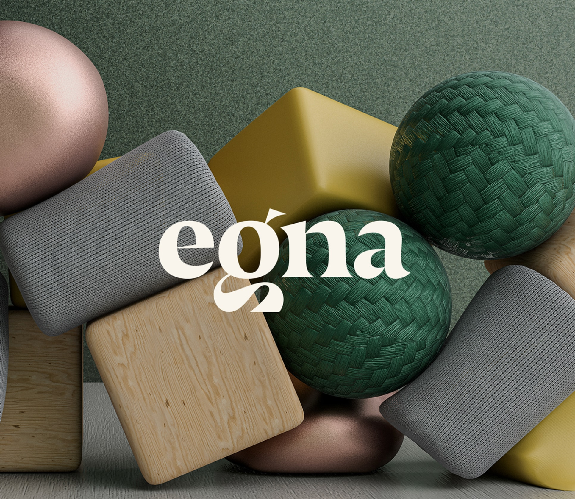 Branding for Egna Shopping for a Sustainable Future