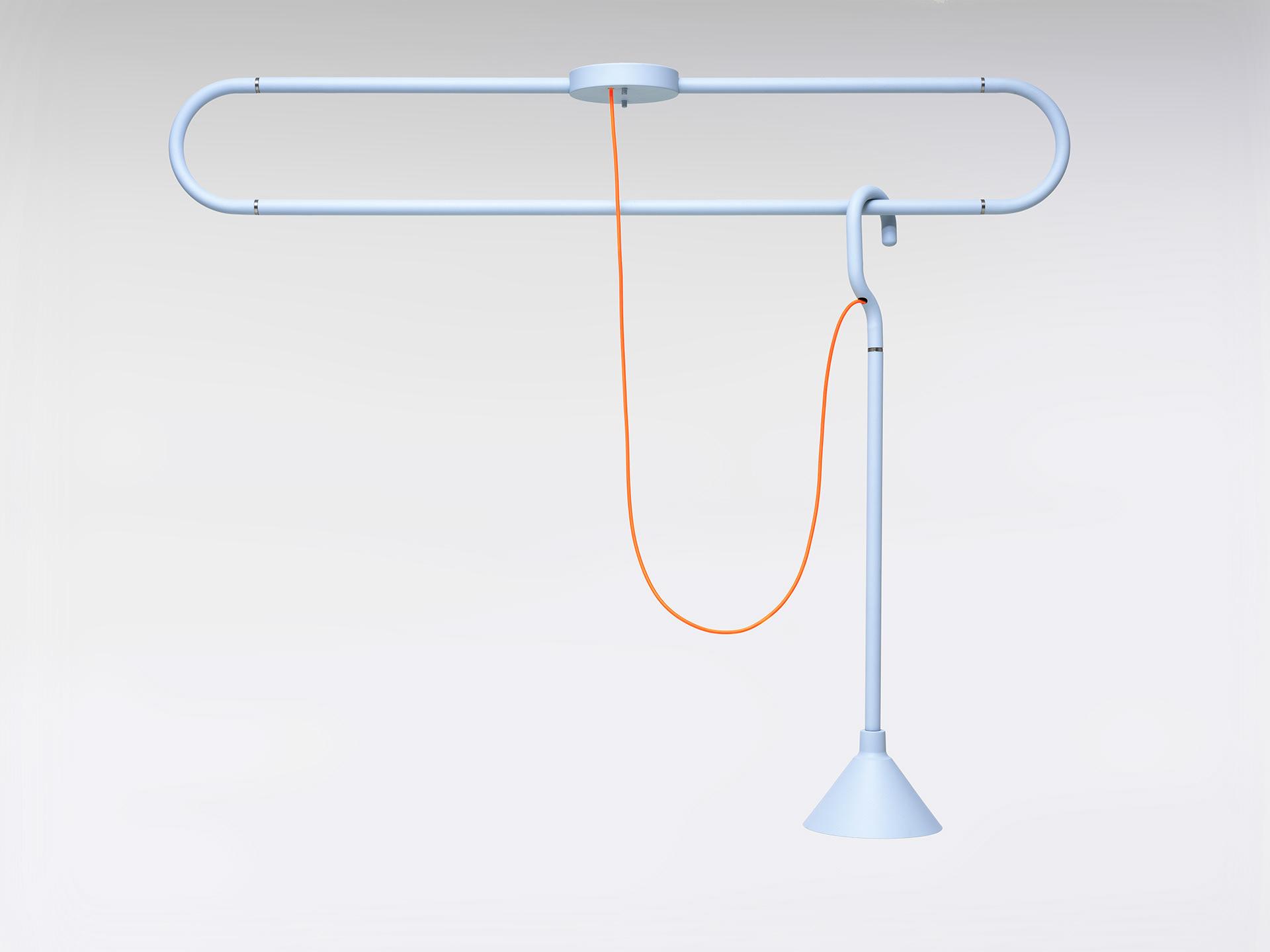 Hook Adjustable Light - Industrial Design