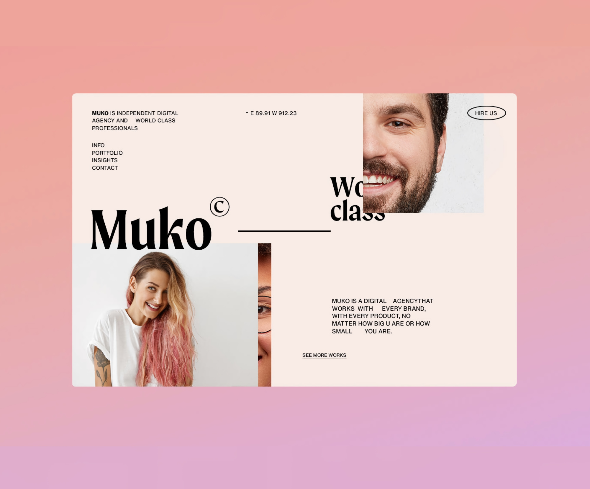 Muko© Los Angeles Branding & Web Design