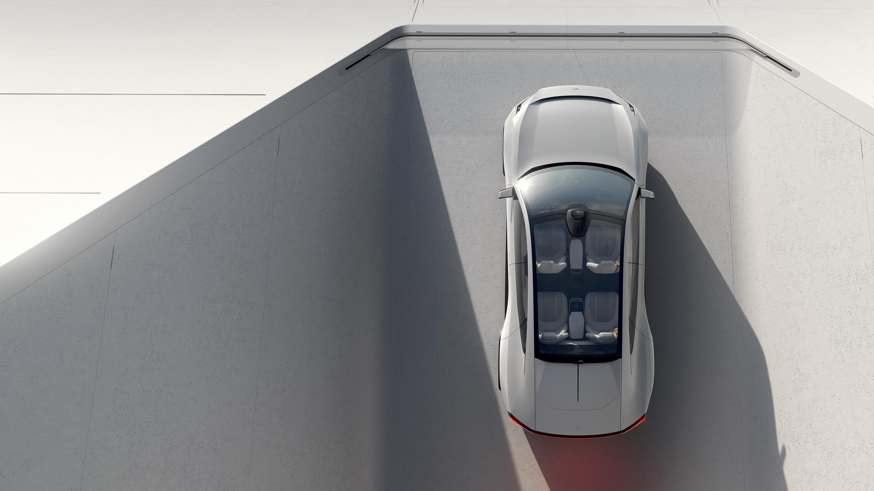 The Amazing Polestar Precept Concept Car