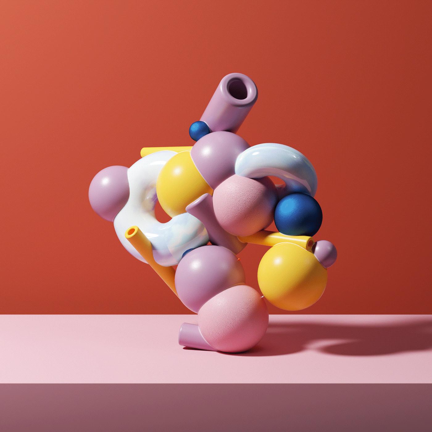 Tylko Organise effortlessly -3D & Motion Design