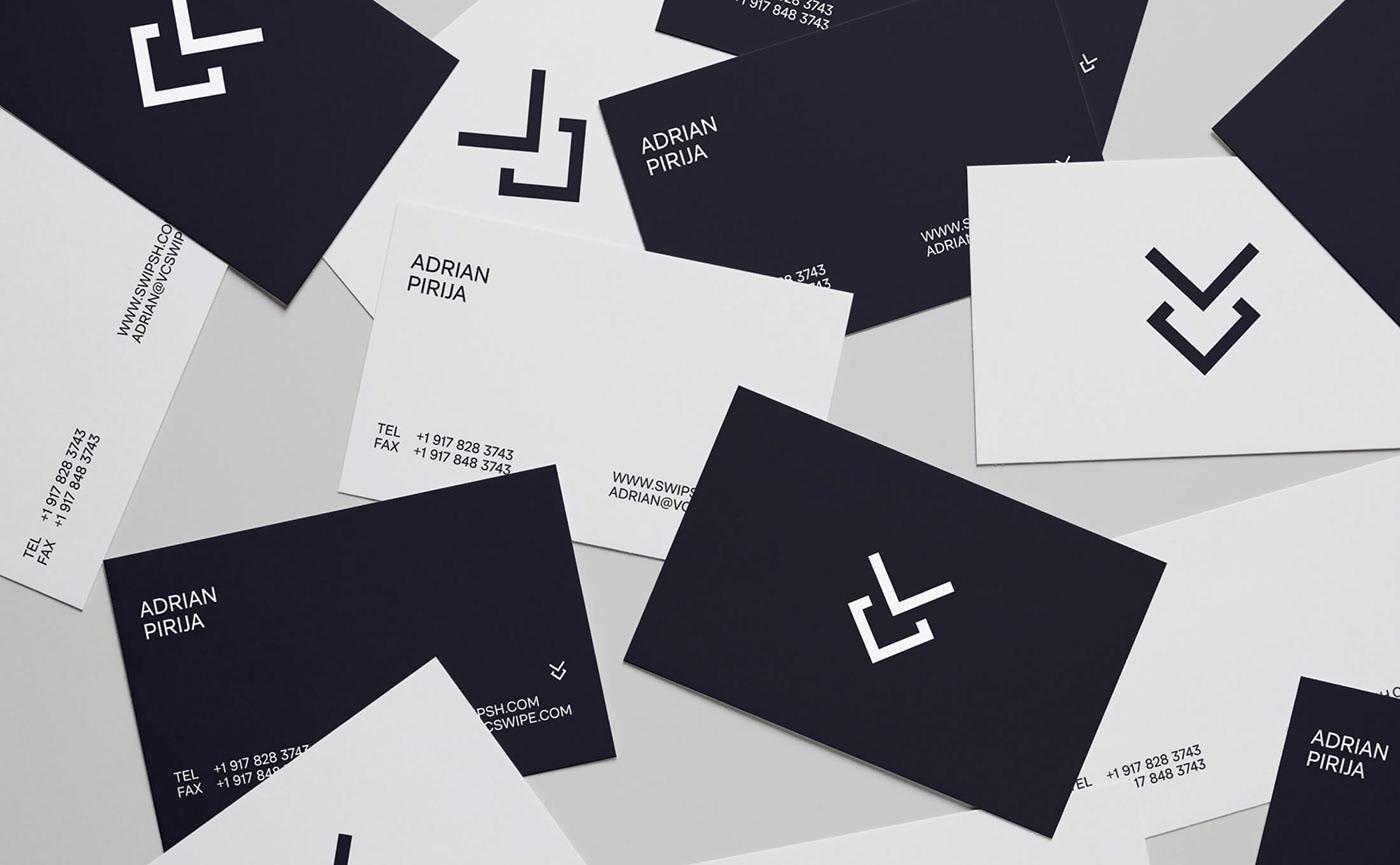 VC Swipe Branding and Web Design