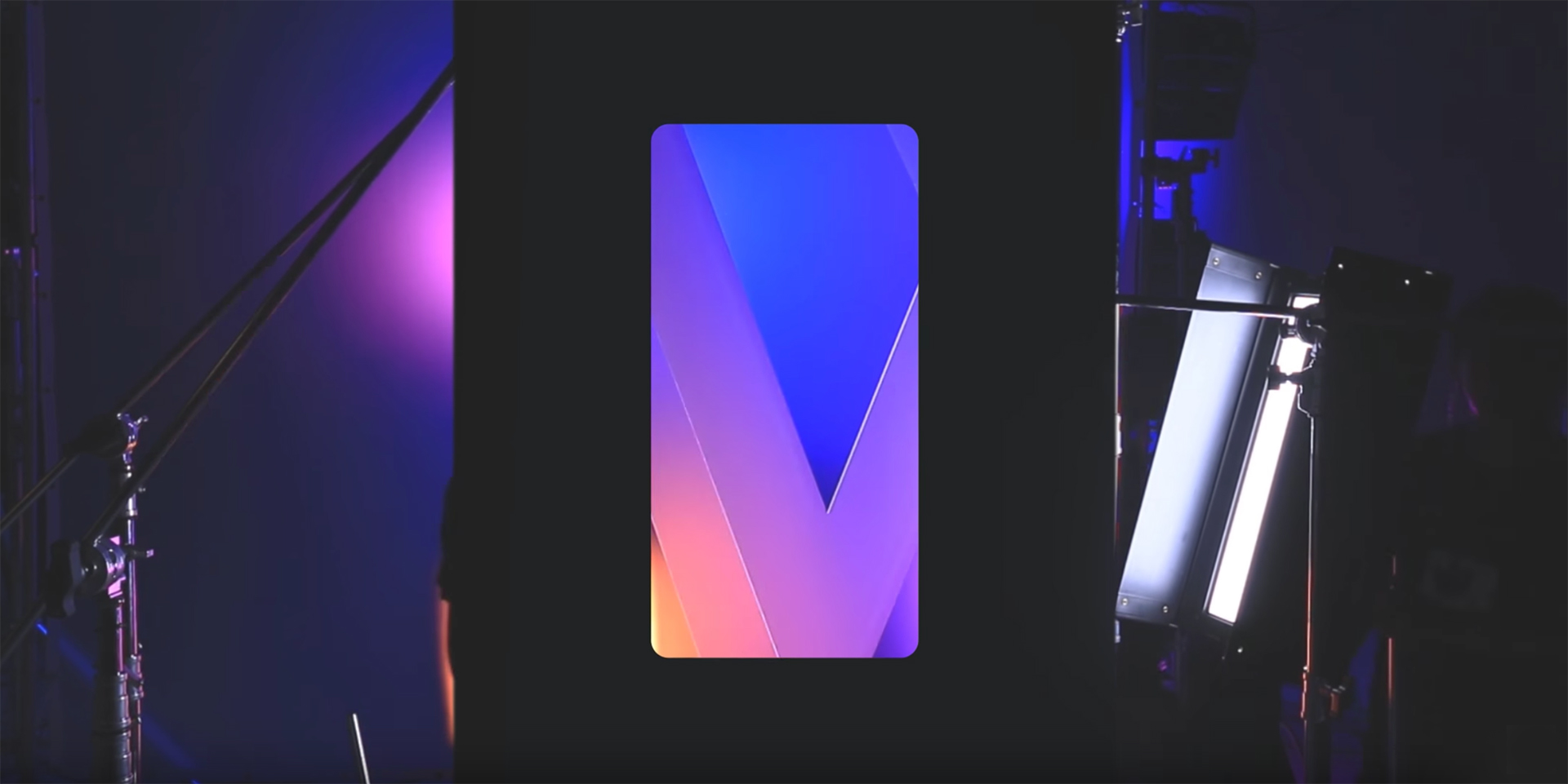 Behind the Scenes of the Wallpaper Design for the LG V30