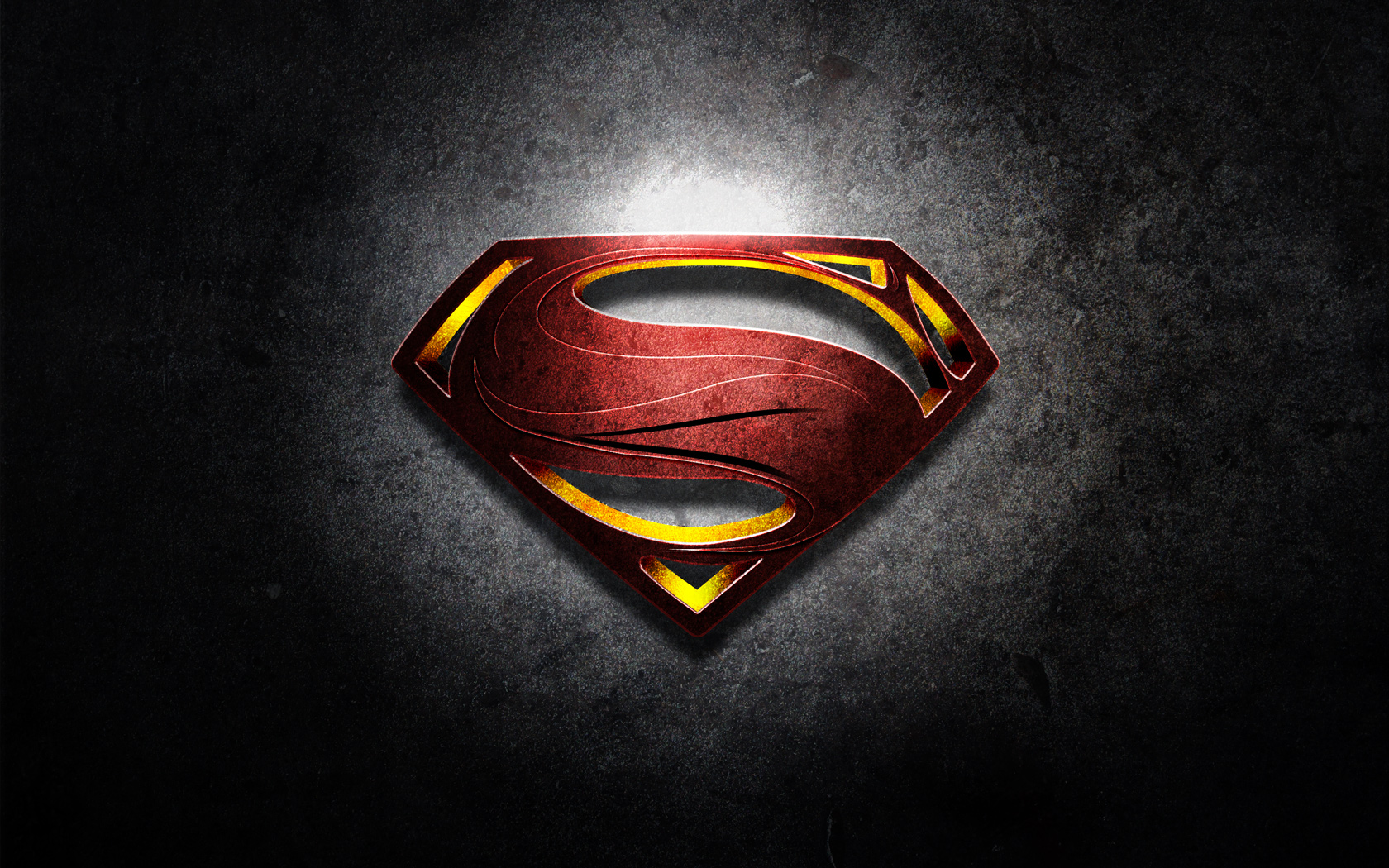 Man Of Steel Symbol In Illustrator And Photoshop