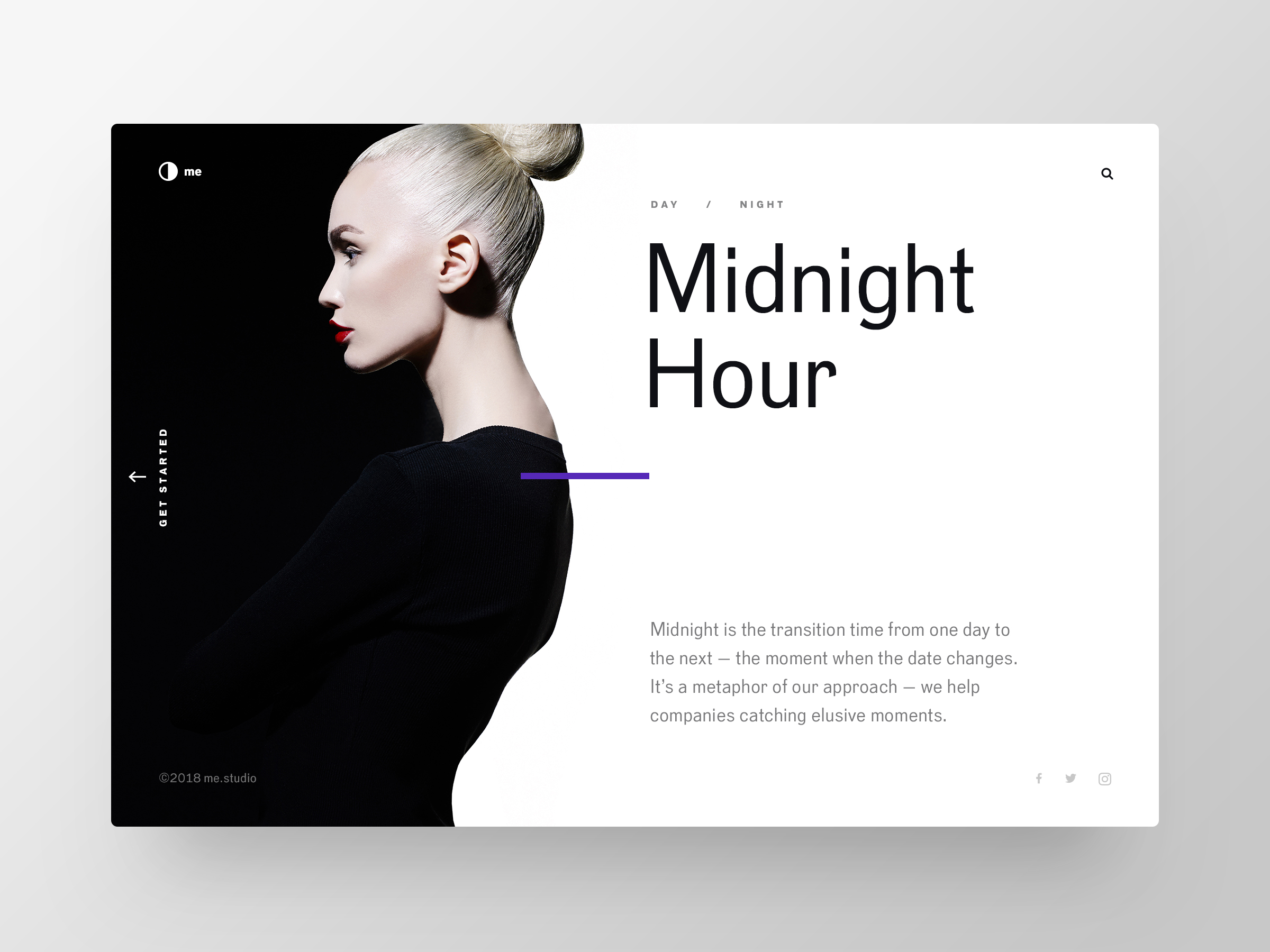 New Trend in Visual Design and Motion Design for the Web?