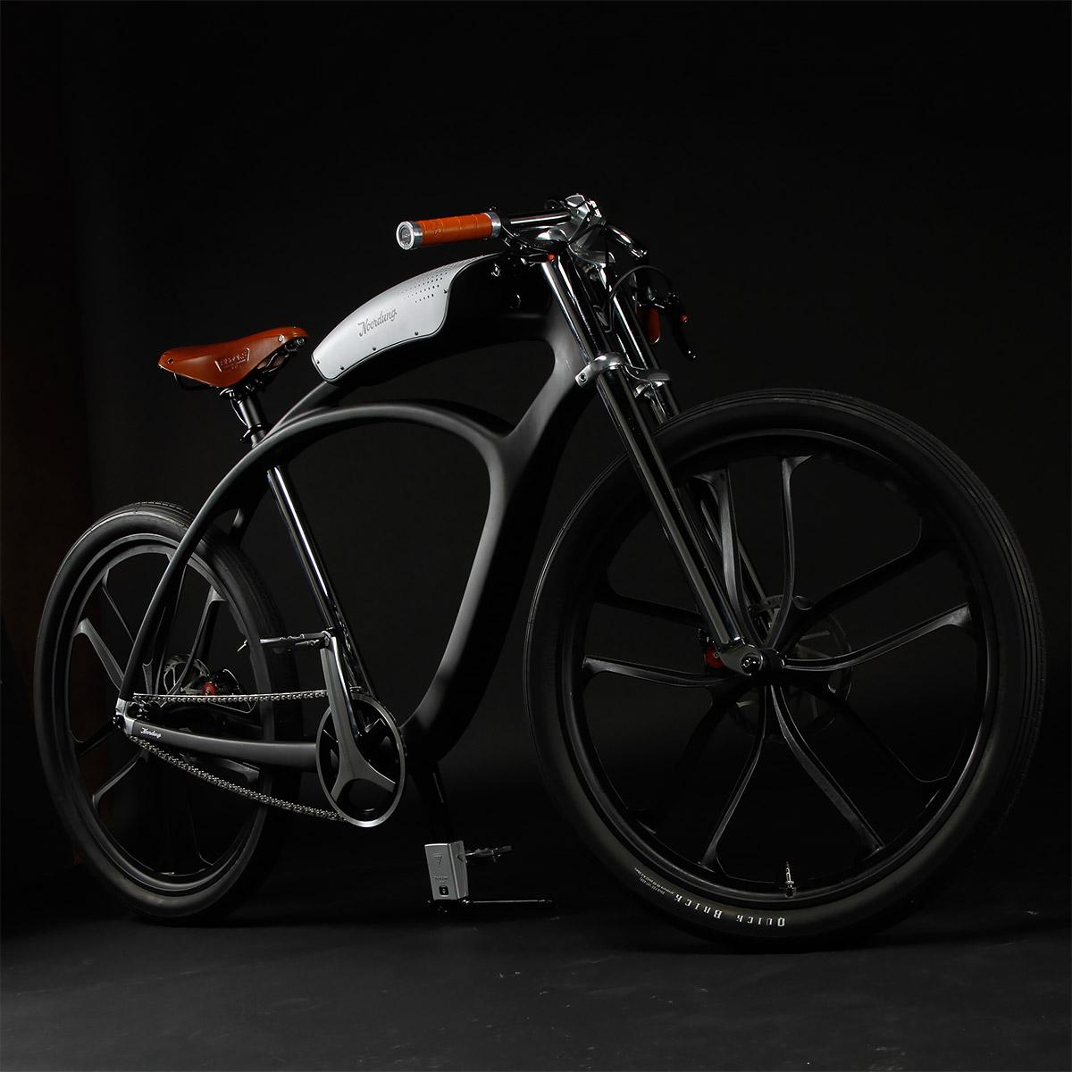 Industrial Design: Noordung Electric Bike