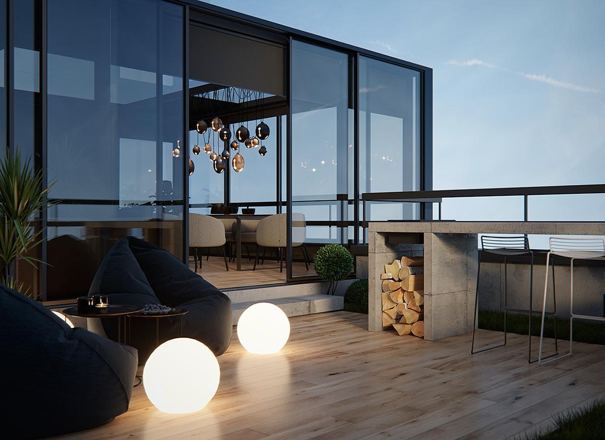Interior Design: NL2 SMA