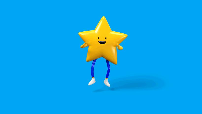 Motion Design: Nickelodeon Kids Pick The President