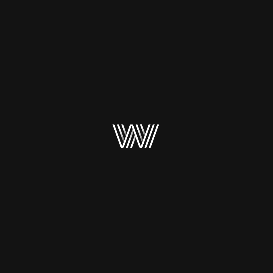 Graphic Design: Awesome Variations of W Monogram