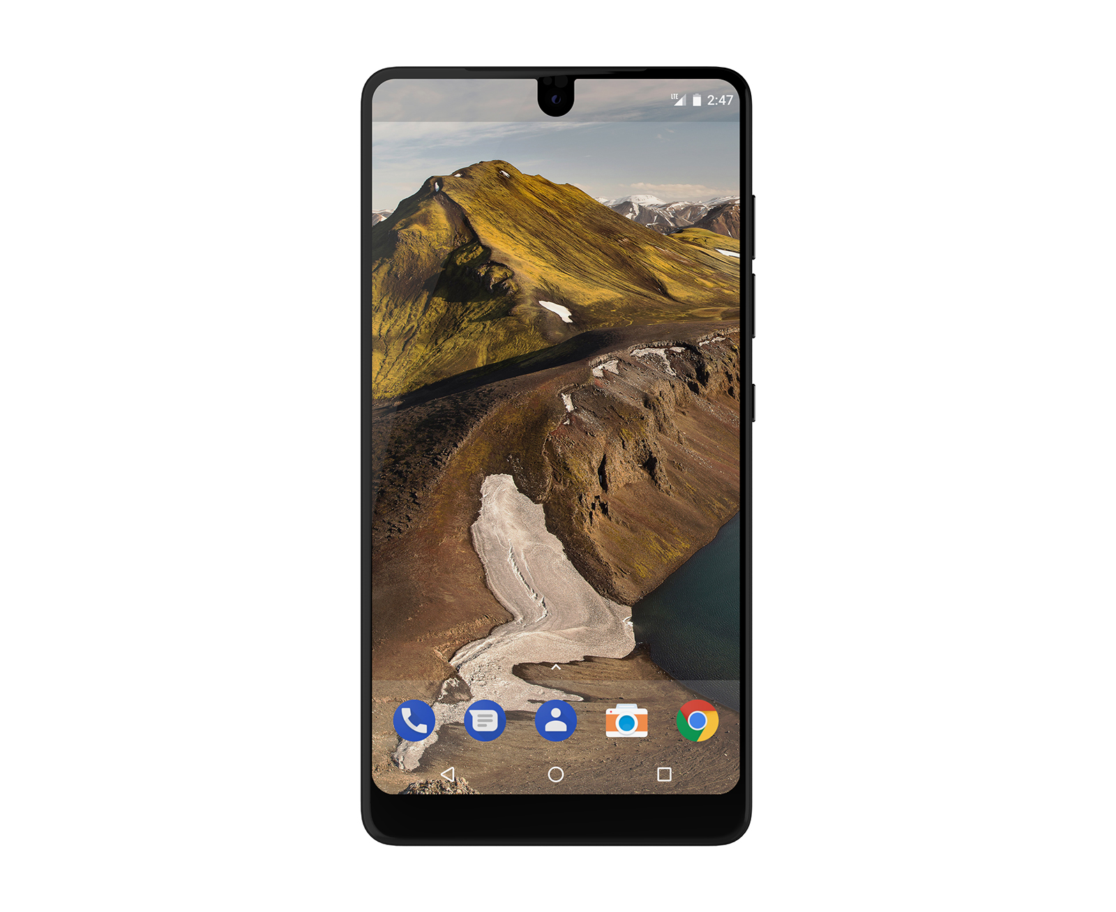 Industrial Design: Introducing the Essential Phone