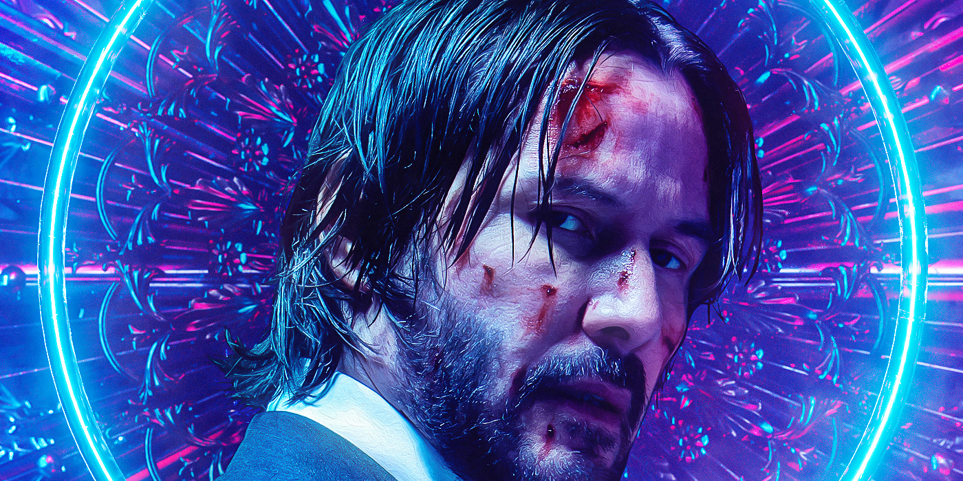 John Wick 3 Awesome Poster Design
