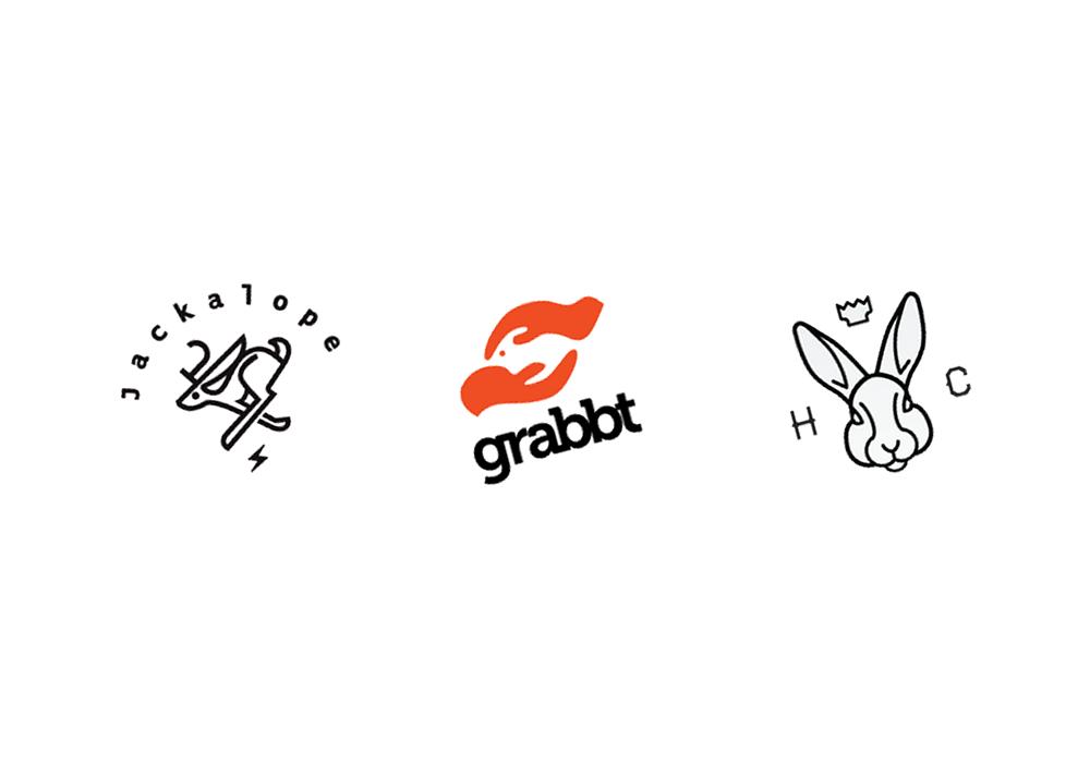 Logo Design Rabbits