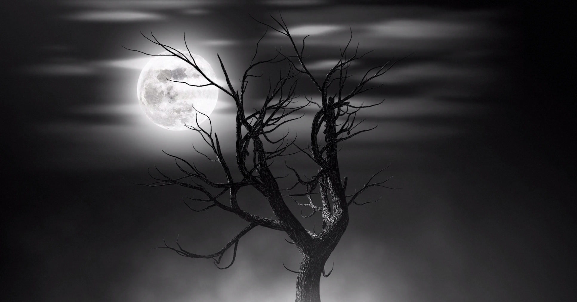Photoshop CC and Adobe Stock Tutorial: Creating a spooky Cinemagraph