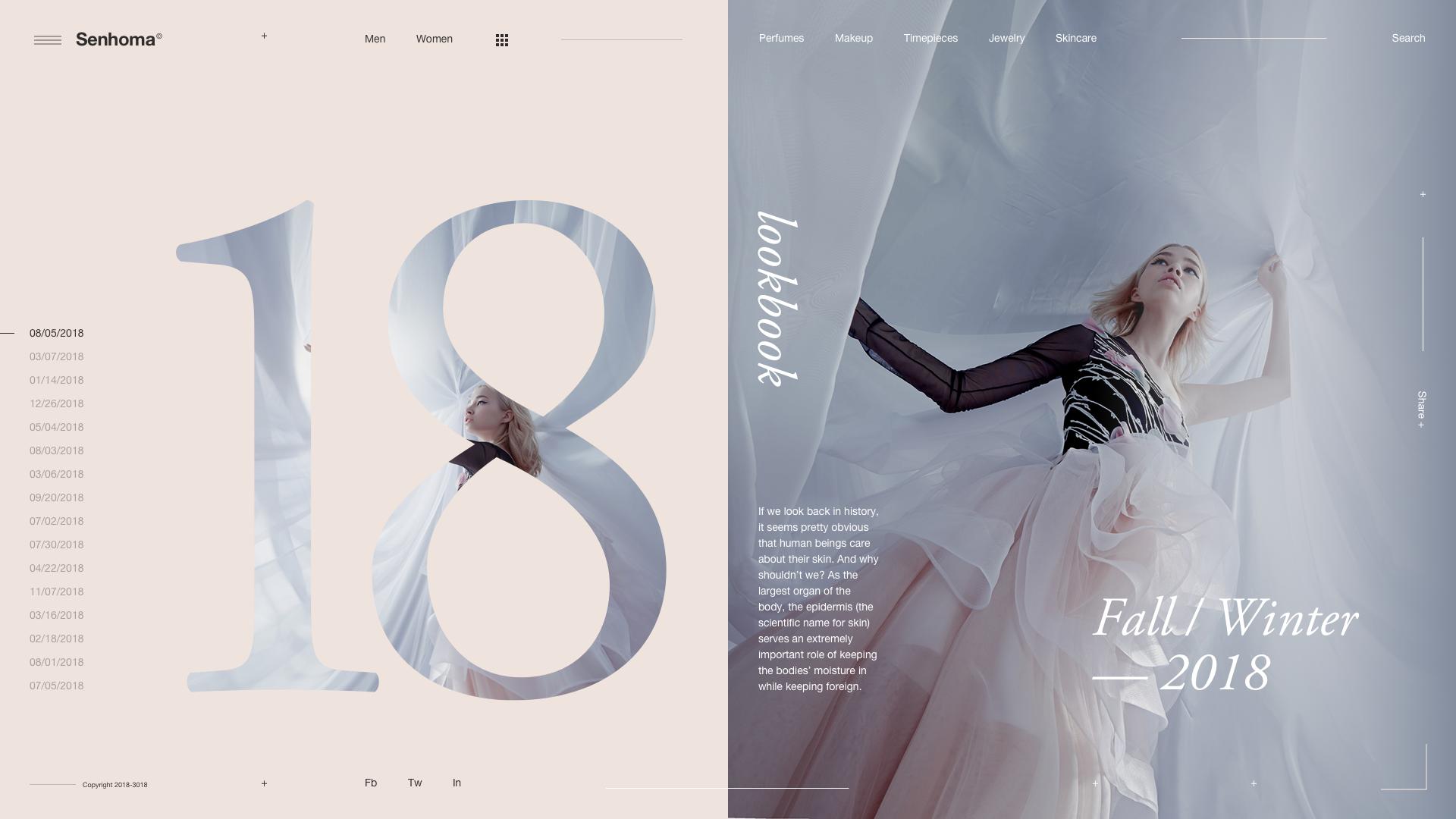 Web Design 2018 Trends - Part 1