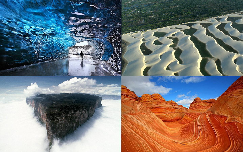 Weirdest Natural Places Mount Roraima