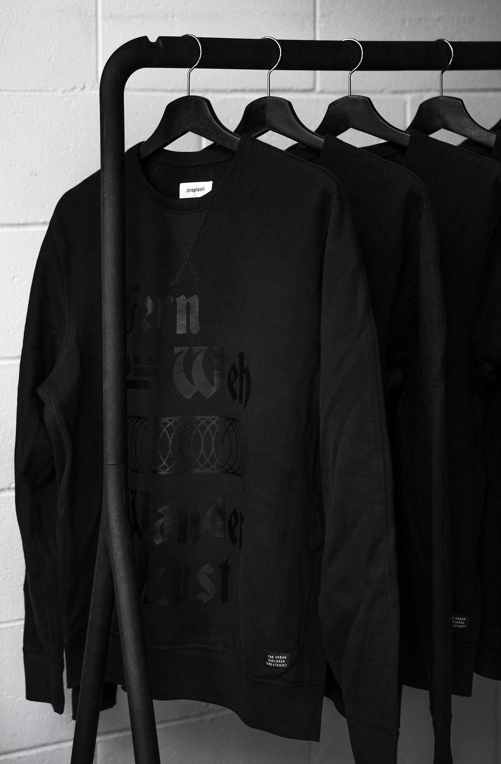 Unsplash X VanSchneider: Limited Edition The Urban Explorer Sweatshirt