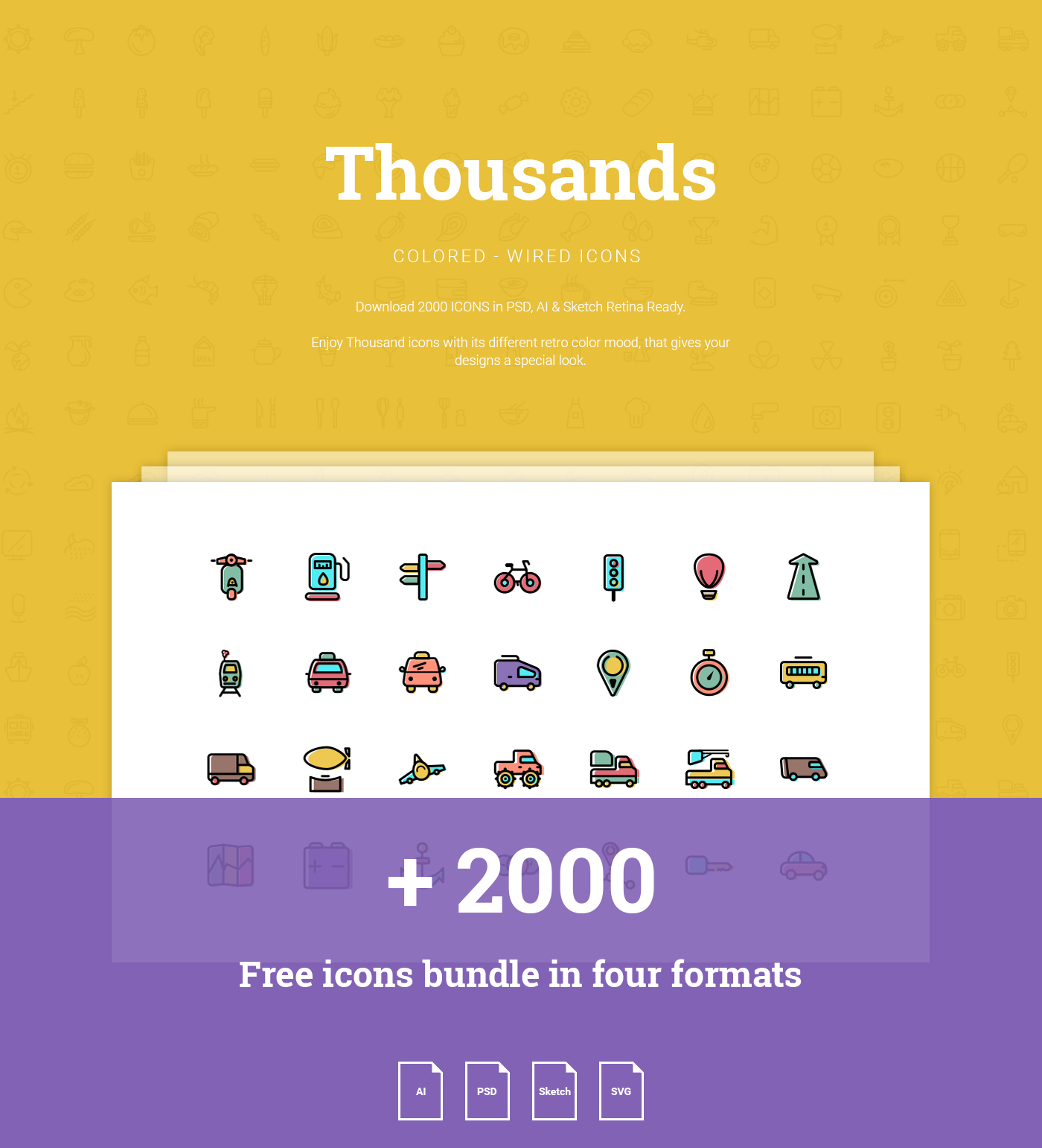 Design Freebies: Icons and Website Templates