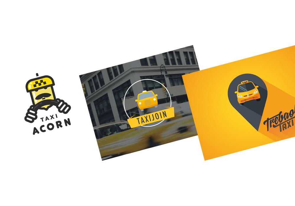 Logo Design: Taxi