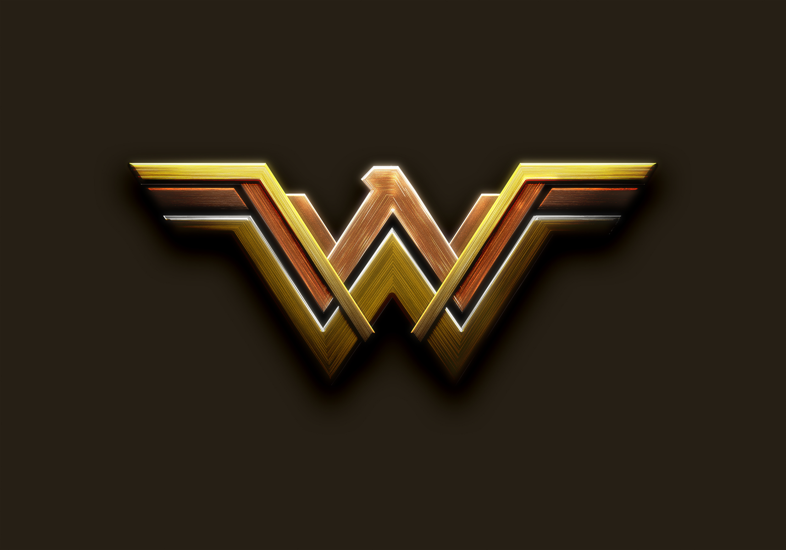 Create the Wonder Woman Logo in Photoshop - Photoshop Tutorials