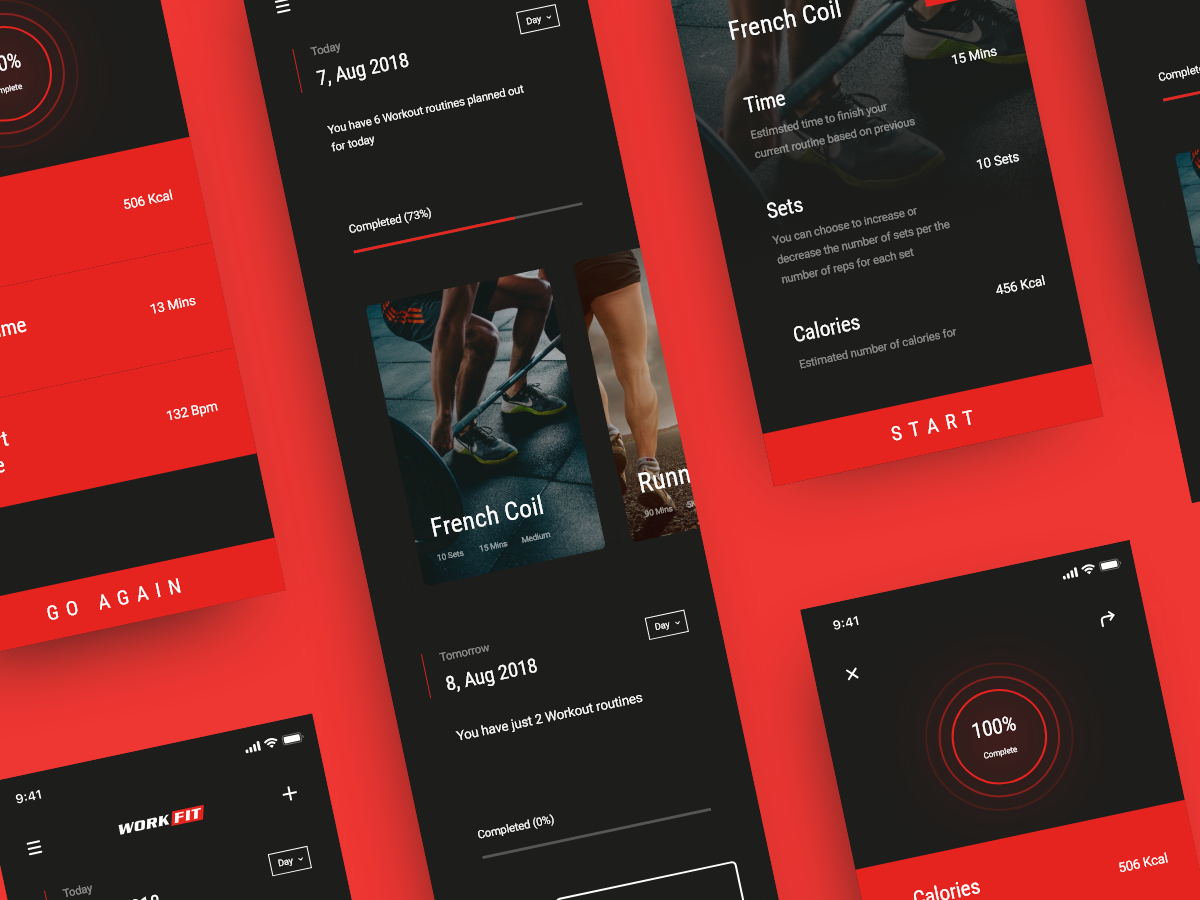 UI Inspiration: This week's picks from Dumnoi Ikechukwu, Arman and more