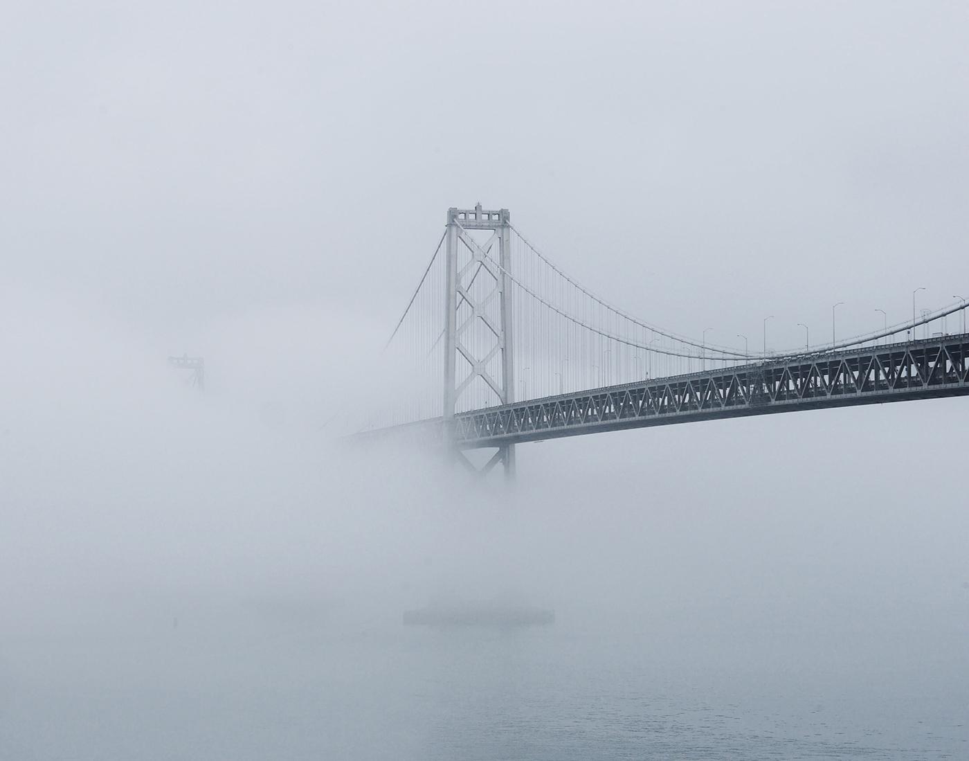 Wallpaper of the Week - Bay Bridge