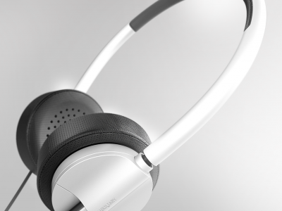 AUXILIARY Earbuds & Headphone Concept
