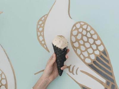 Interior Design Love: Vancouver's La Glace Ice Cream Shop