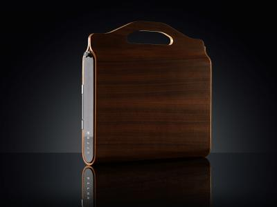 Mujjo Limited Edition Wooden Case