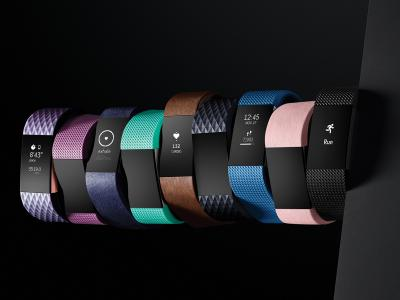 Product Design: Fitbit Charge 2