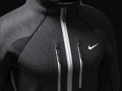 Industrial Design: Nike Advanced Training Jacket Concept