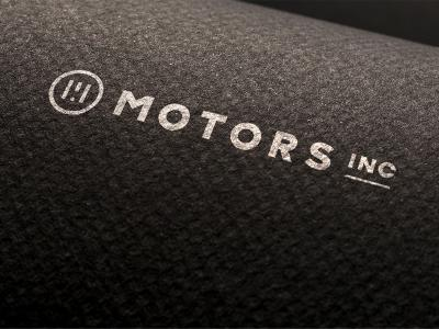 Motors Inc Beautiful Brand Identity