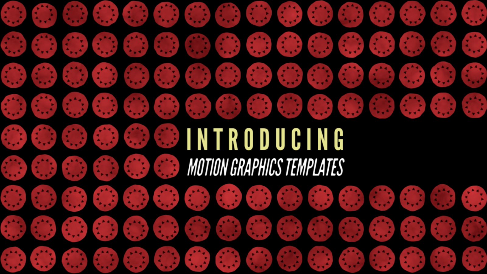 Adobe is introducing Motion Graphics for beginners and professionals