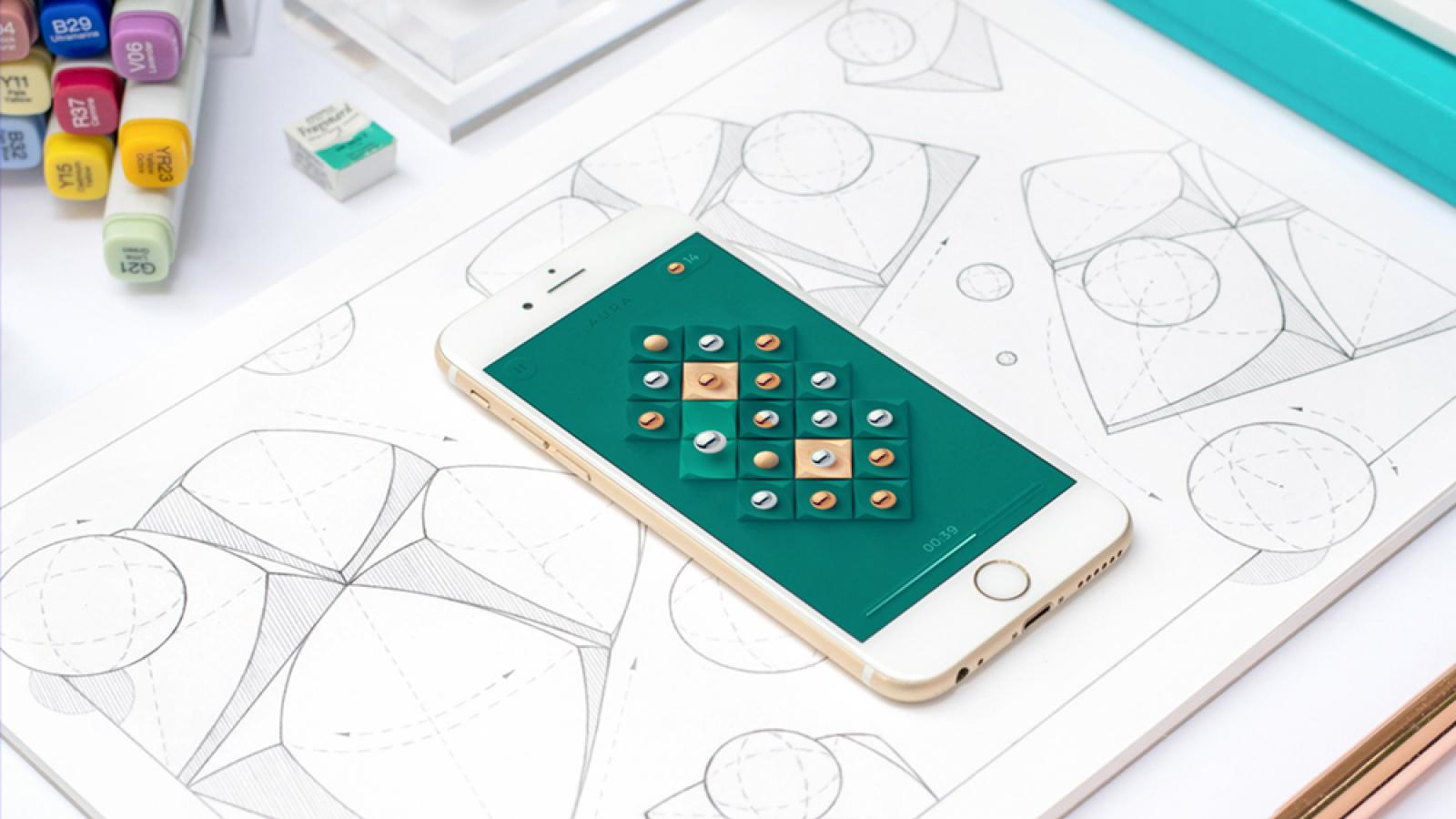 Game Design & Illustration: iOS Games with Creative Mints