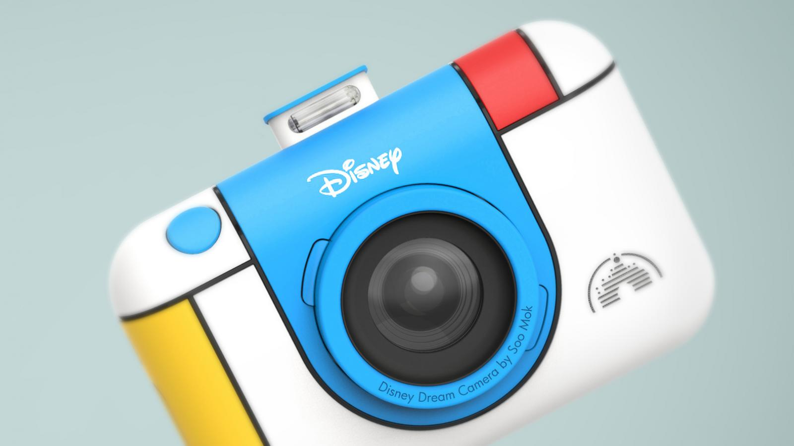 Industrial Design: Disney Camera Concept