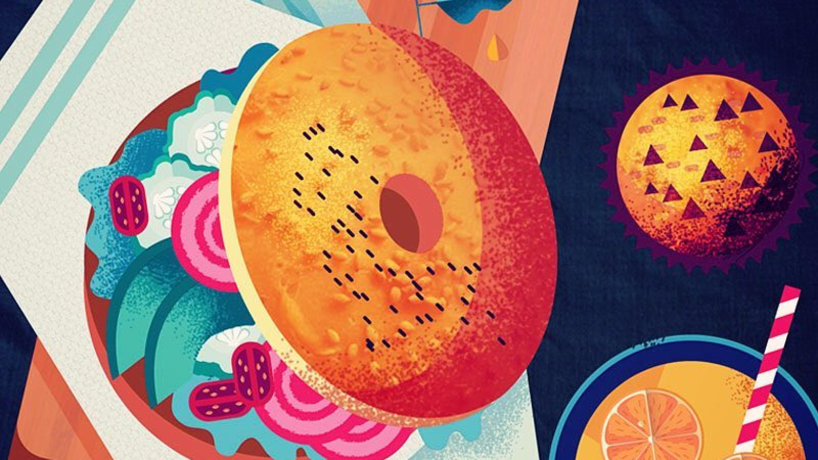 Stylish Illustrations by Maite Franchi