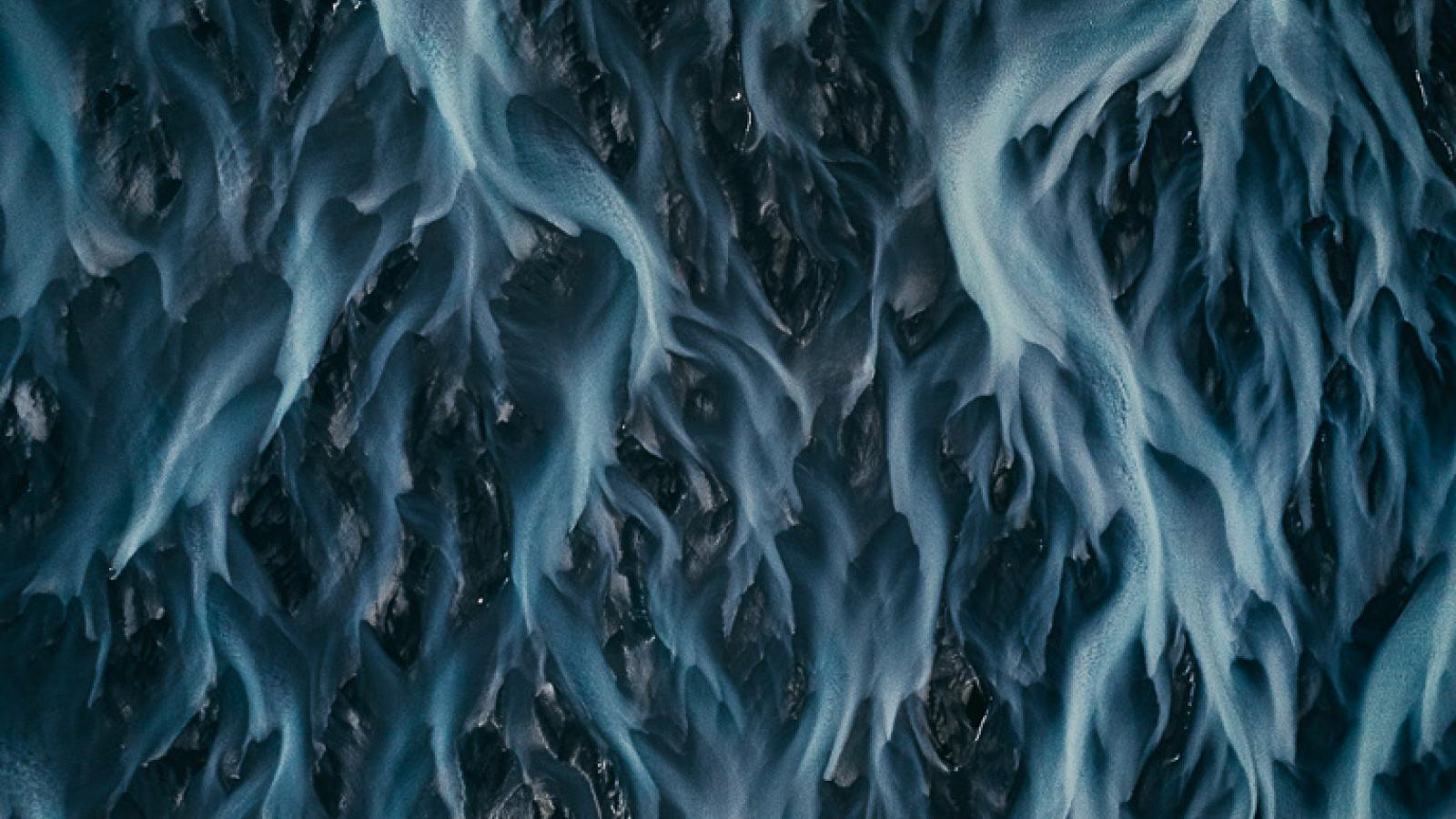 The River Veins Series by Tom Hegen