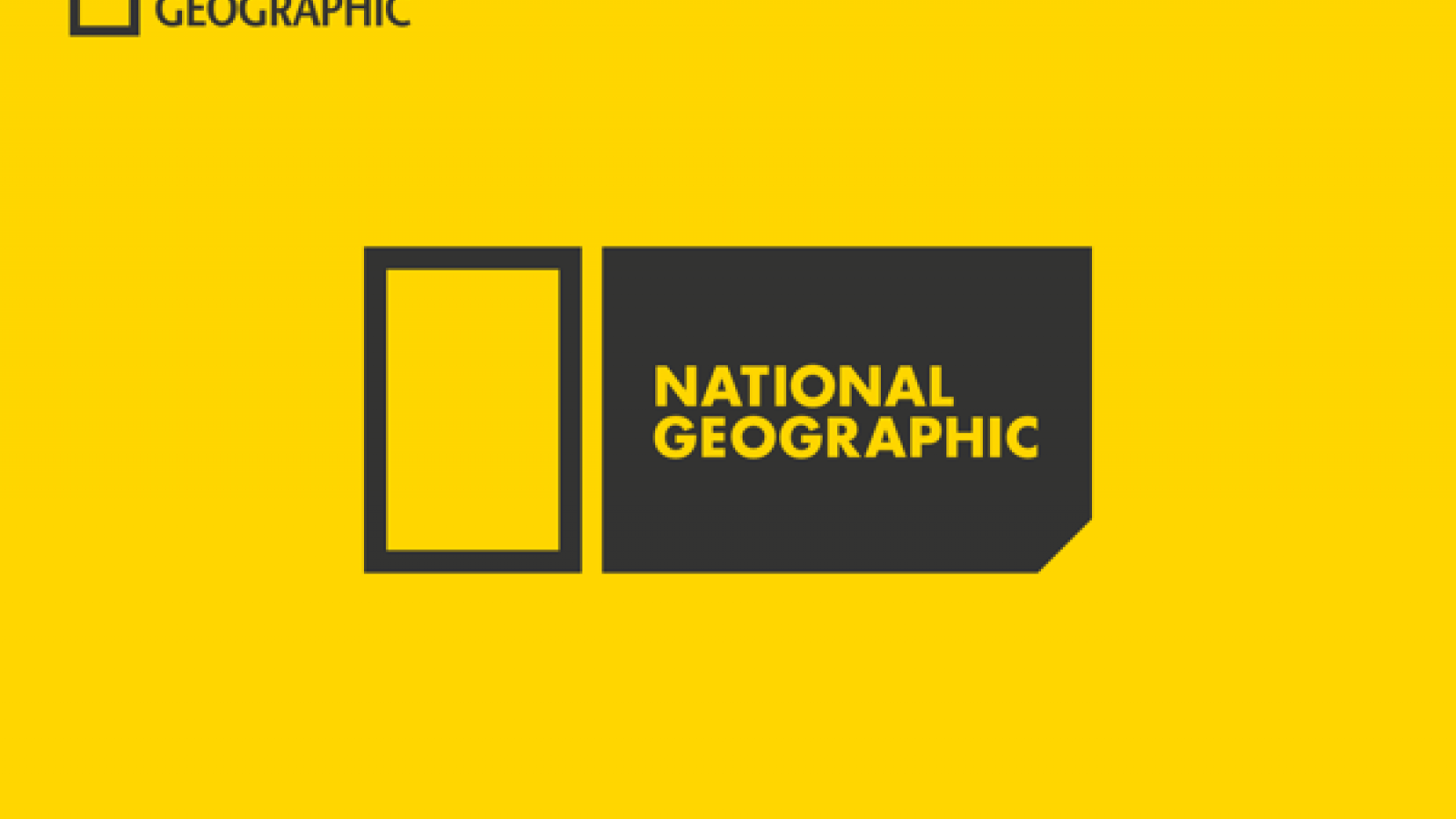 National Geographic Rebranding by Justin Marimon