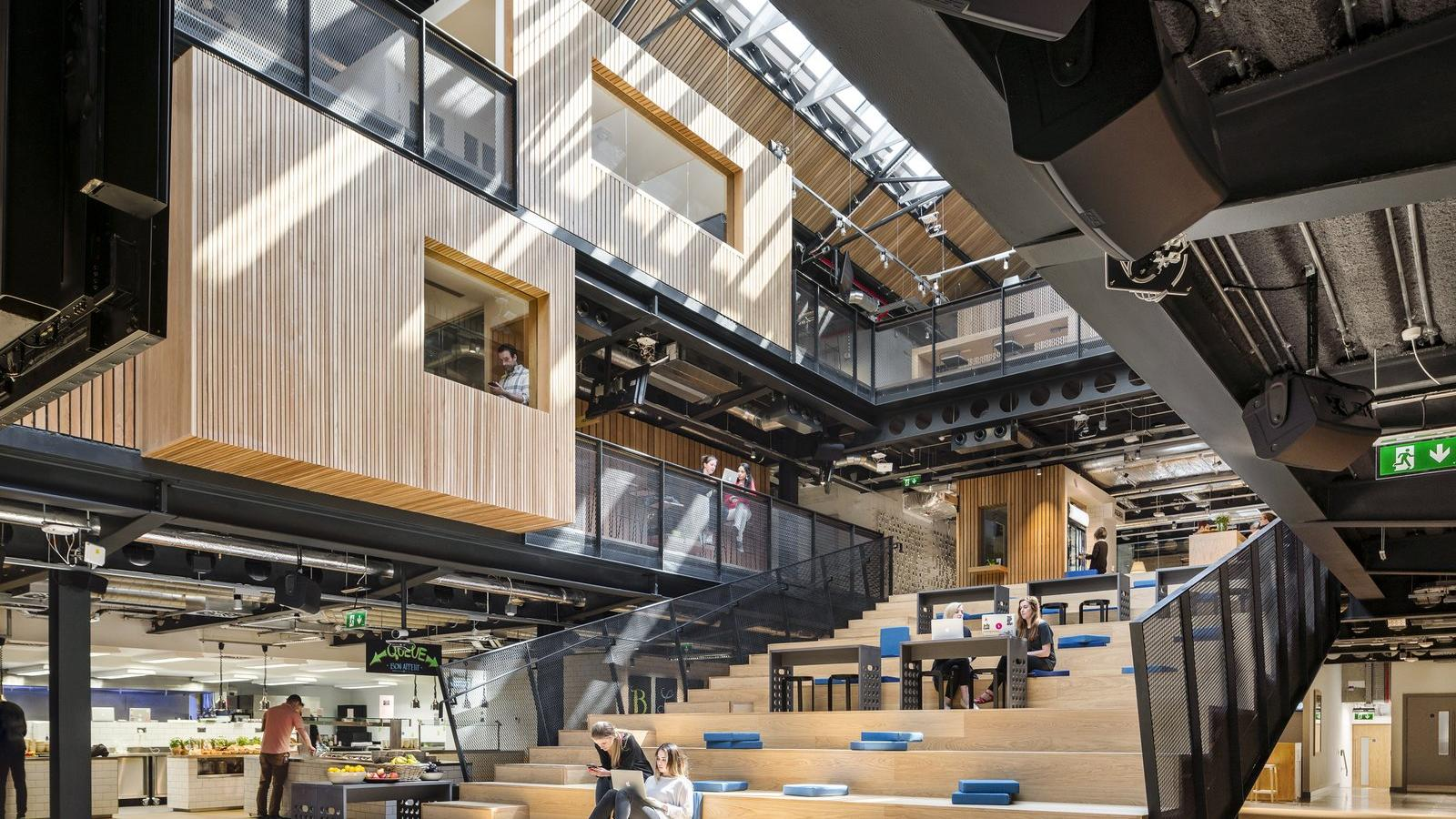 Architecture: Airbnb Offices in Dublin