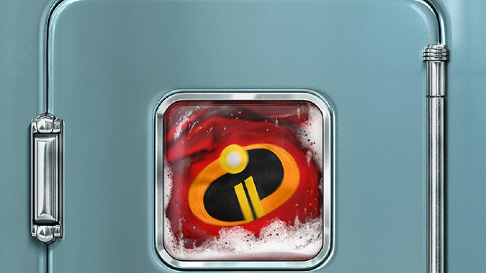 The Incredibles 2 Campaign Illustrations by Ricardo Chucky