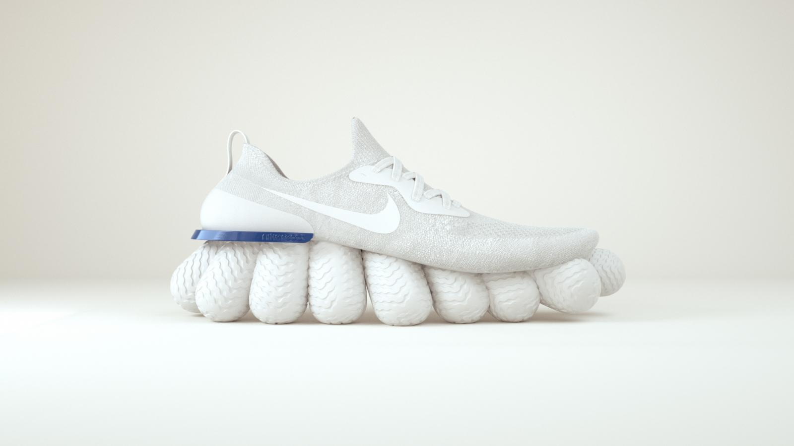 Art Direction for Nike Epic React Flyknit