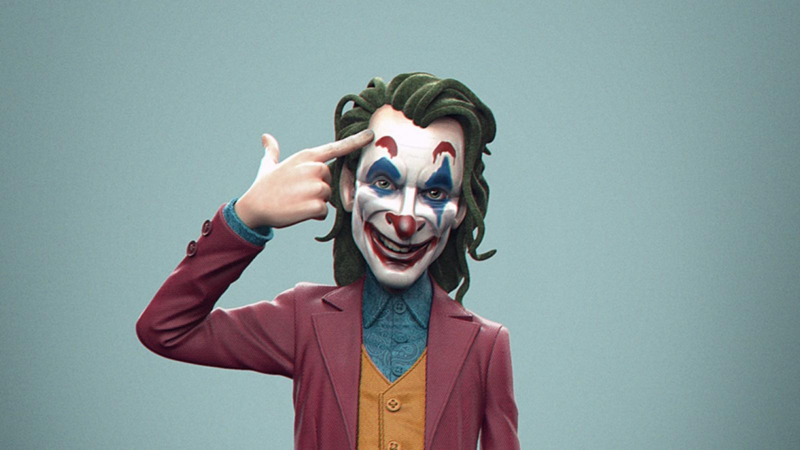 3D Characters - Cartoonish Look Superheroes and Villains