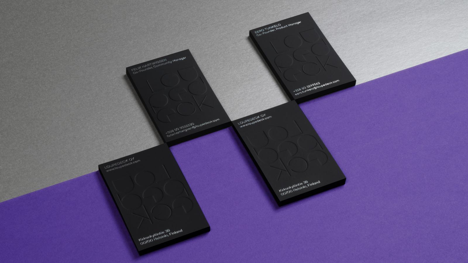 Brand Identity for Loupedeck by BOND Creative Agency