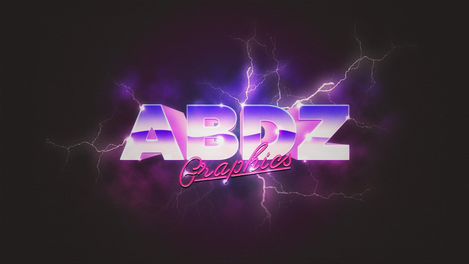 Photoshop abduzeedo ode to the 80s photoshop tutorials baditri Gallery
