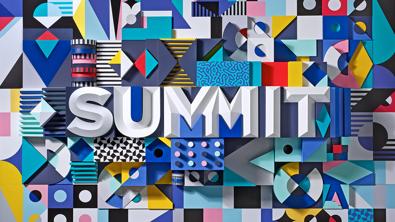 Brand Identity for the 2018 Adobe Summit