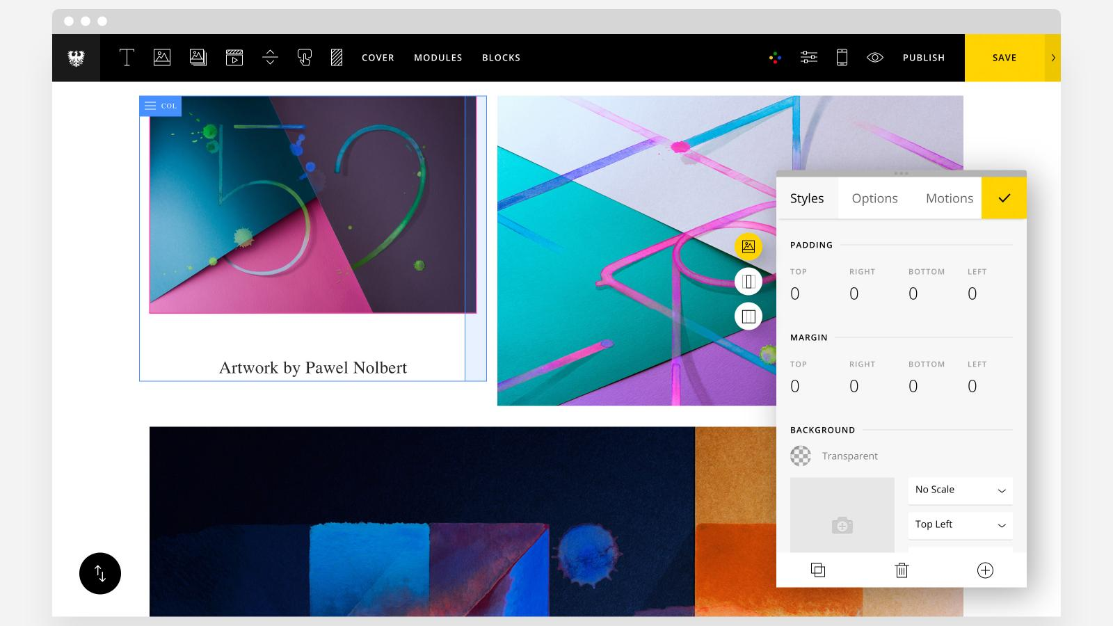 Introducing Semplice 4: Packed with New Features that you will love