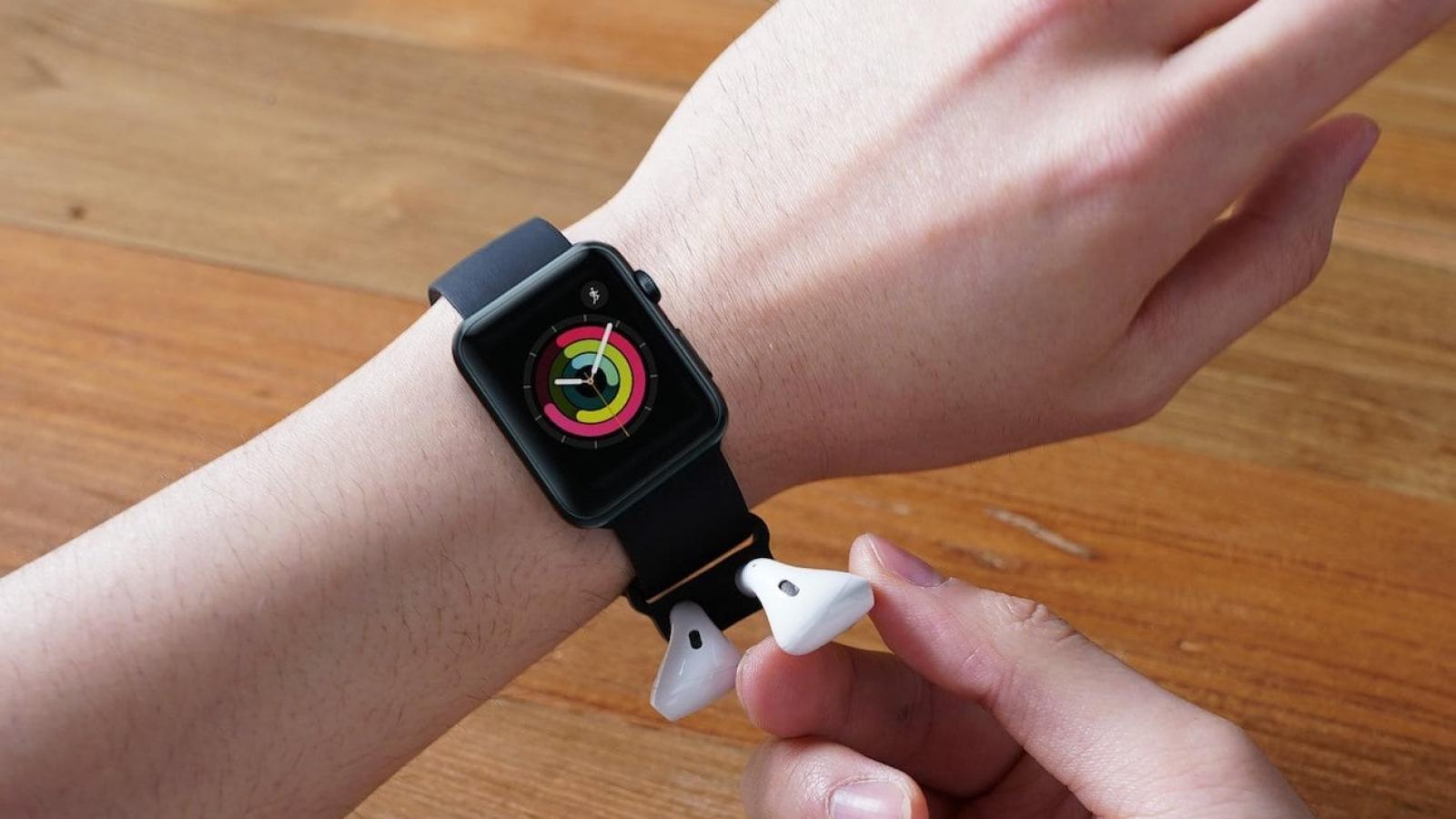 Cool Tech: A silicone strap that secures your AirPods and more tech!
