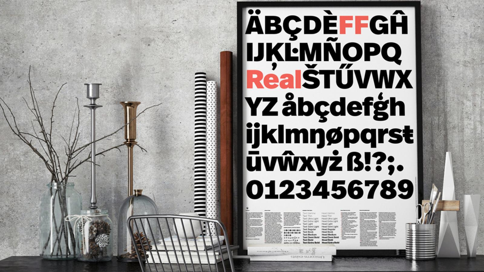Monotype brings part of FontFont Catalog to Typekit