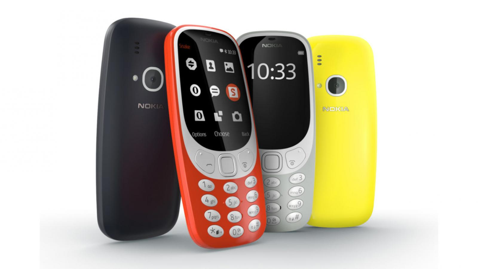 Weekly Roundup: Return of Nokia 3310, Hands-on LG G6 and more